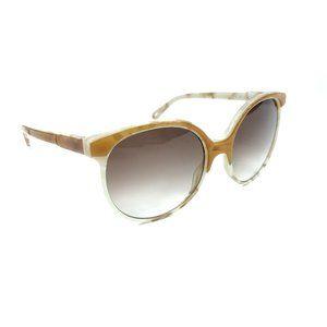 Chloe Quilly Oversized Wayfarer Lenses Sunglasses